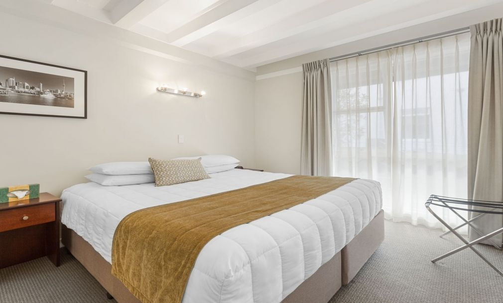 Two Bedroom Double with Balcony Alt Text